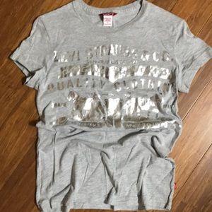 Levi's t-shirt kids large